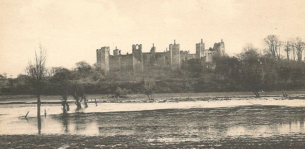 Castle From Meres