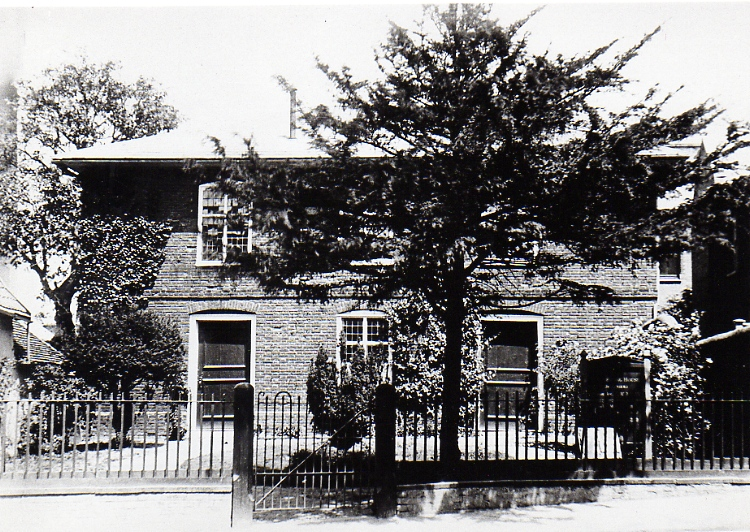 Unitarian Meeting House, Bridge Street