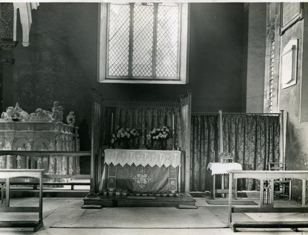 Lady Chapel 1920