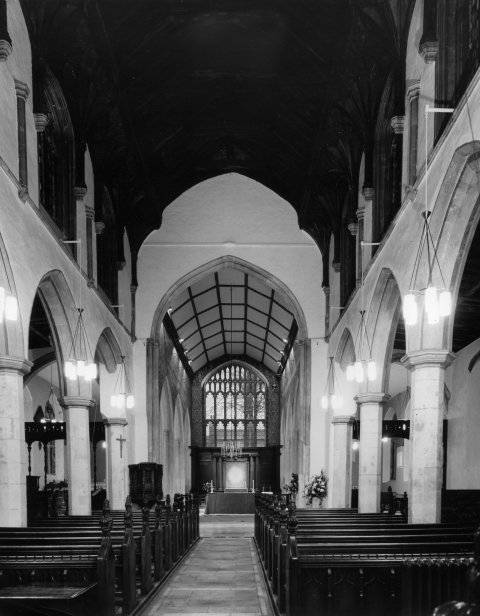 Church Interior 1971
