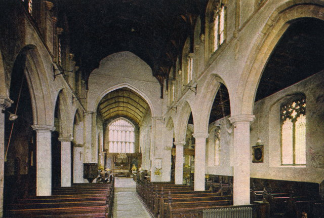 Church Interior