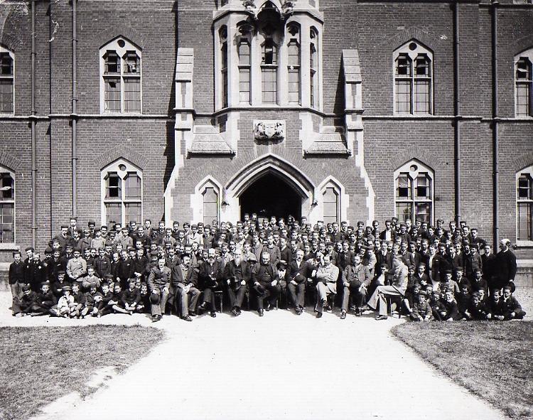 The College, c.1873