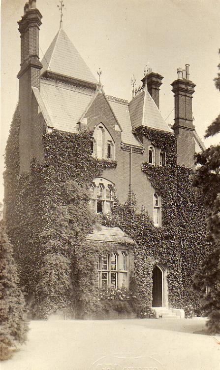 Headmaster' House