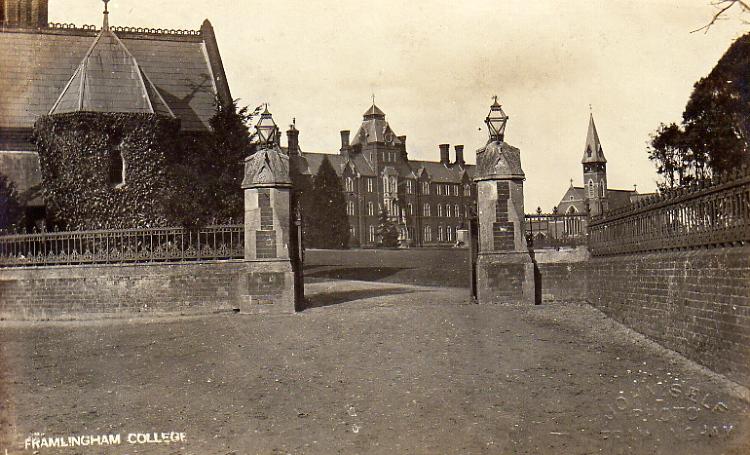 College Gates