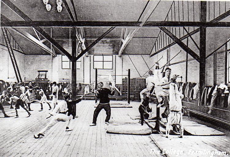 College Gymnasium