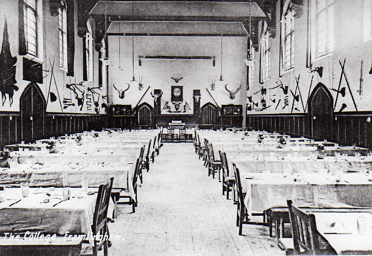 College Dining Hall