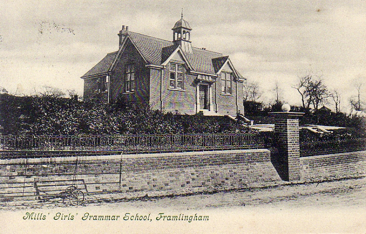 Mills Grammar School, Fairfield Road