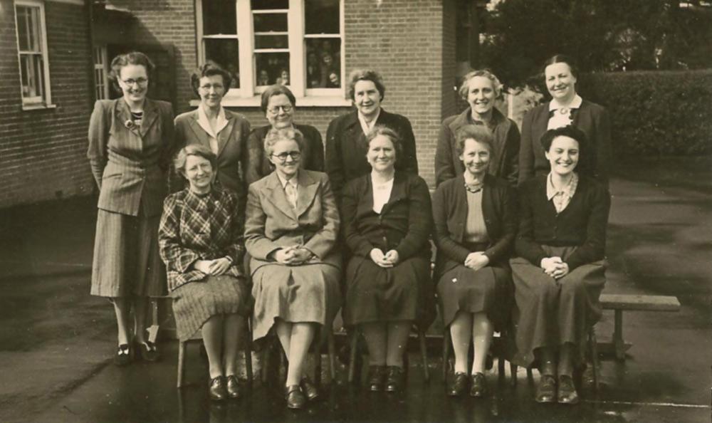 Mills Grammar School c.1960.