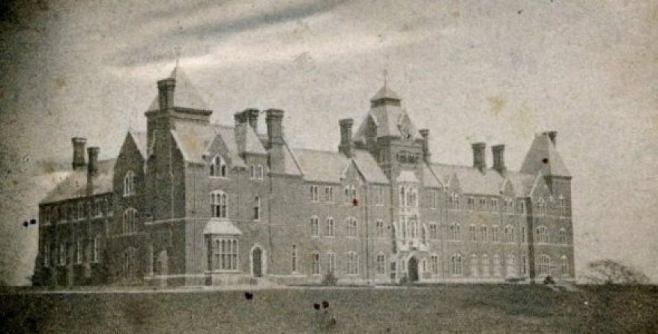 The College 1865