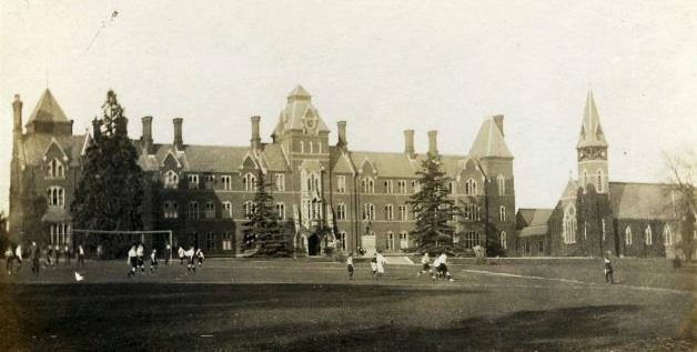 The College c.1905