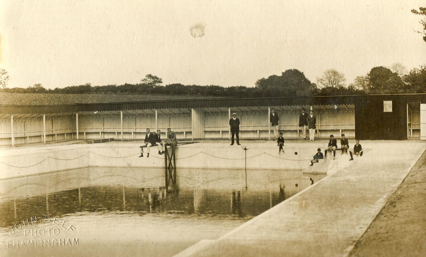 College Bathing Pool