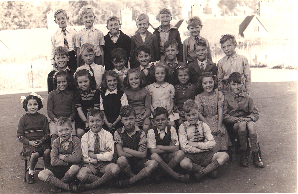 Junior School, c.1949