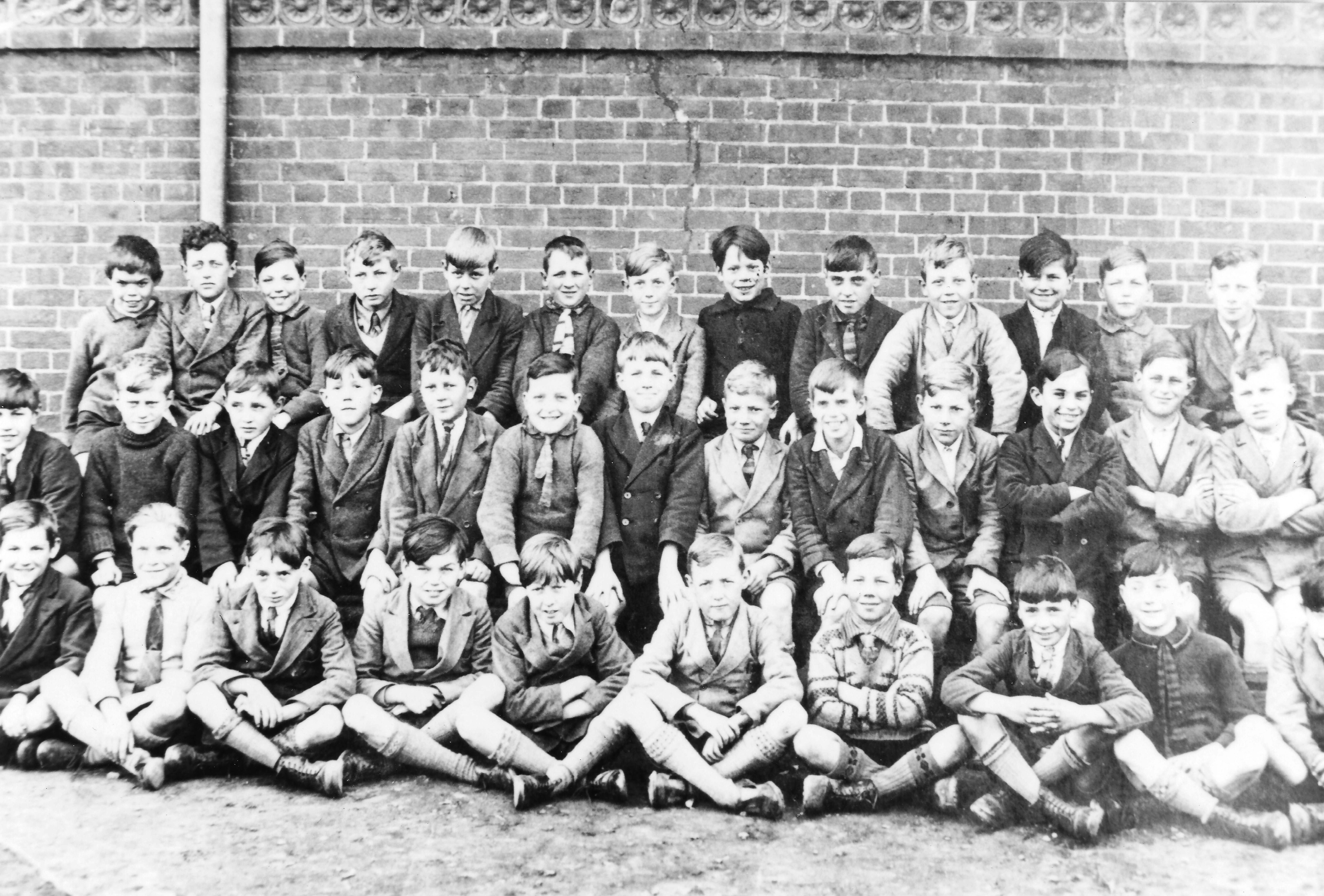 Junior School boys