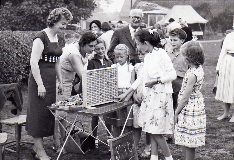 Church Fete, 1950s