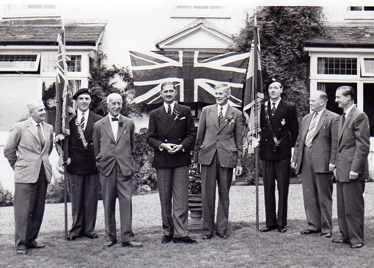 British Legion Personnel