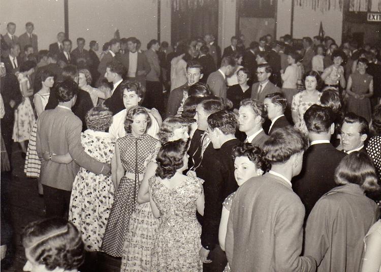 Assembly Hall Gala Dance