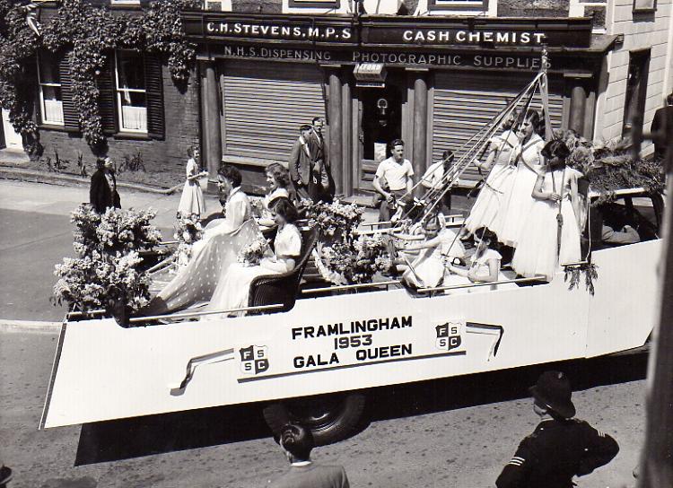 The Gala, 1953
