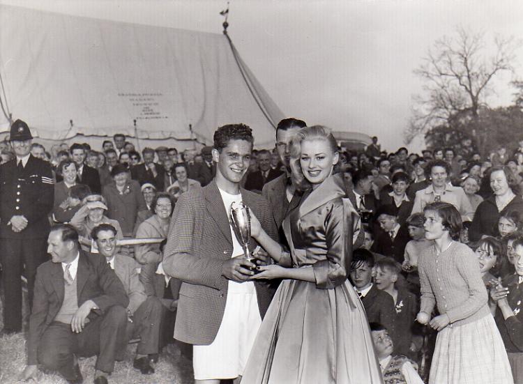 Castle Meadow, 1956