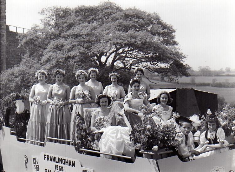 Gala Queen, 1956
