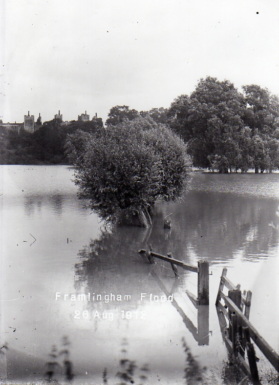 The Mere in Flood