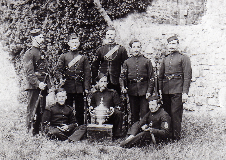 Framlingham Volunteers