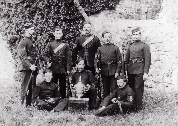 Framlingham Volunteers
