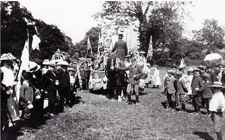 Empire Day, Castle Meadow