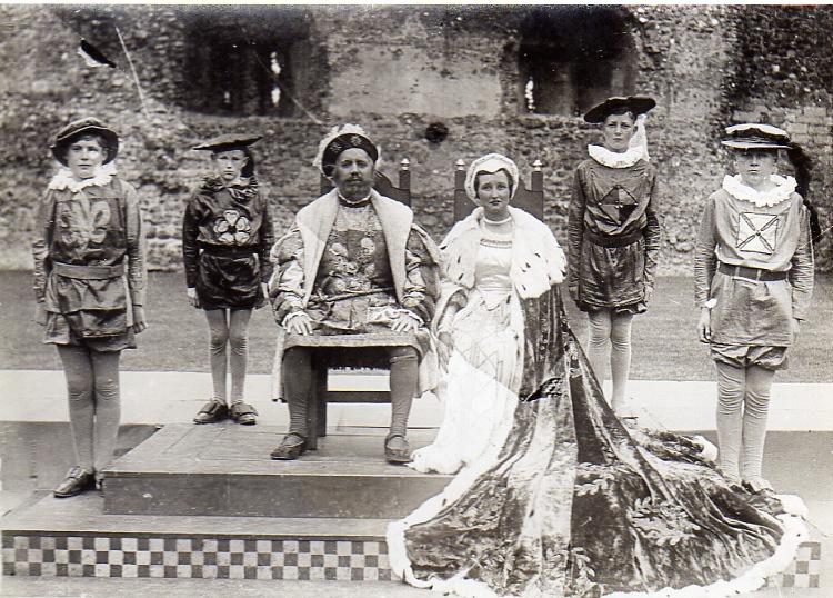 The Elizabethan Masque, 1936