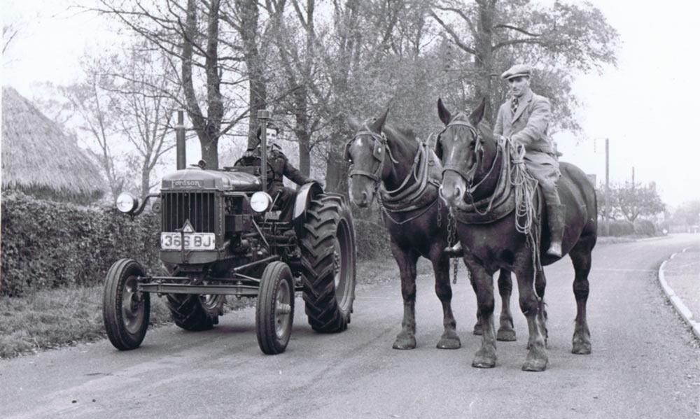 Mount Pleasant, c.1950