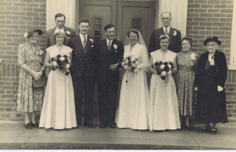 Wedding Party, 1956