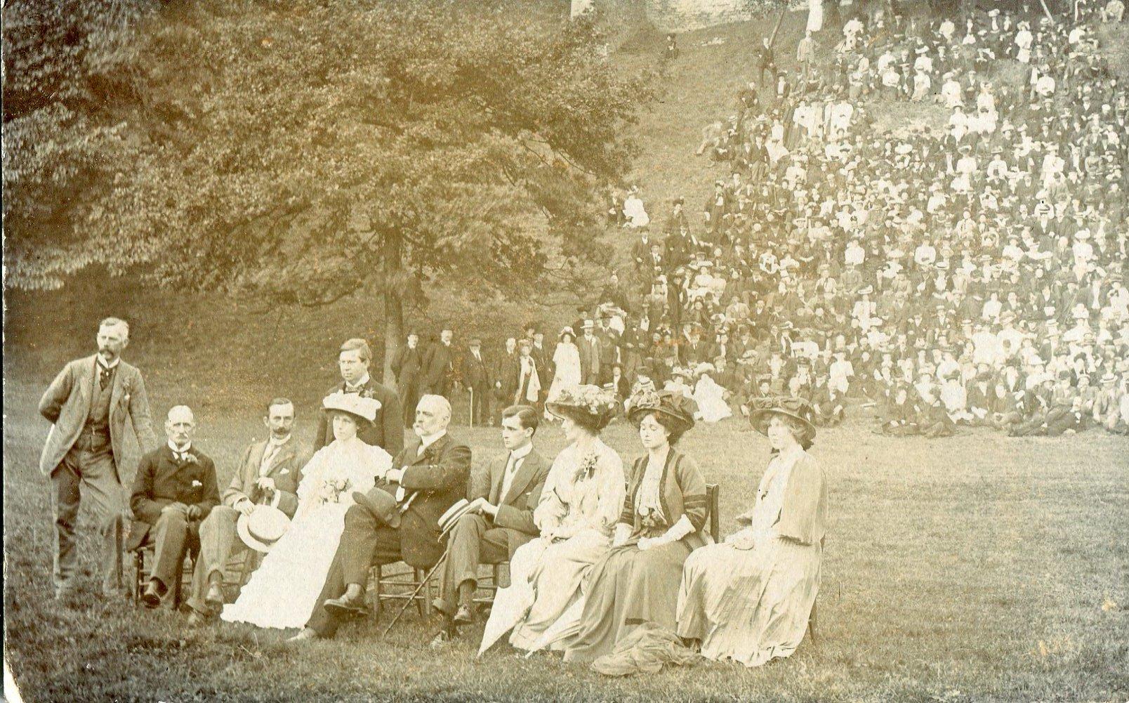 Castle Hills, 1907