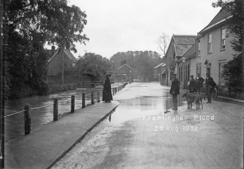 Riverside flood, 1912