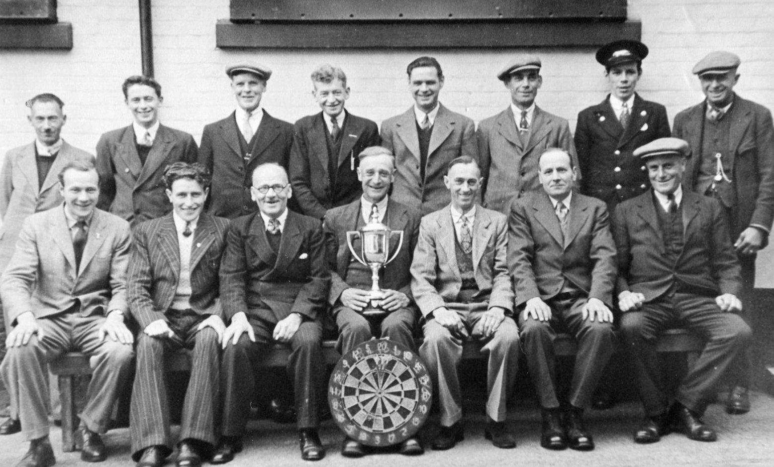 Crown Darts Club
