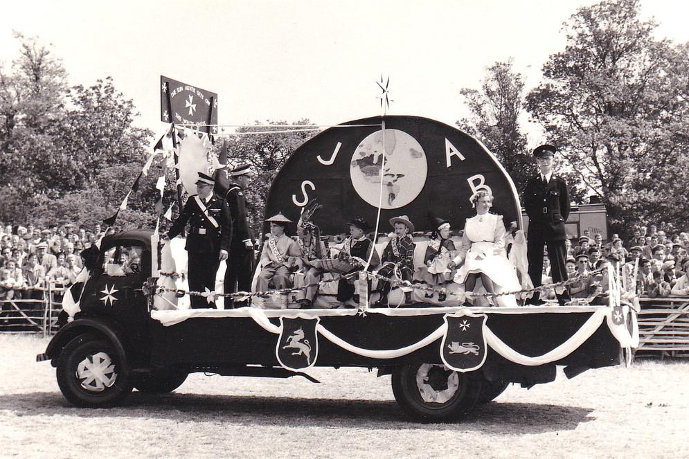 Gala Day, 1956