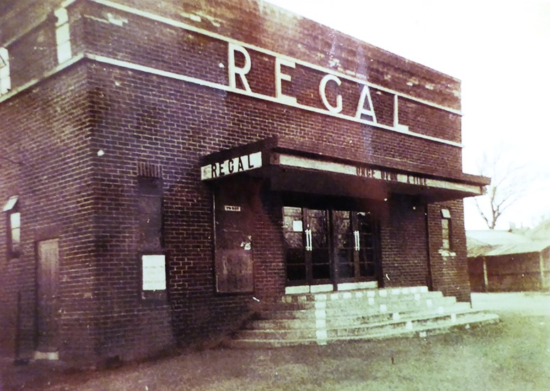 Regal cinema, New Road