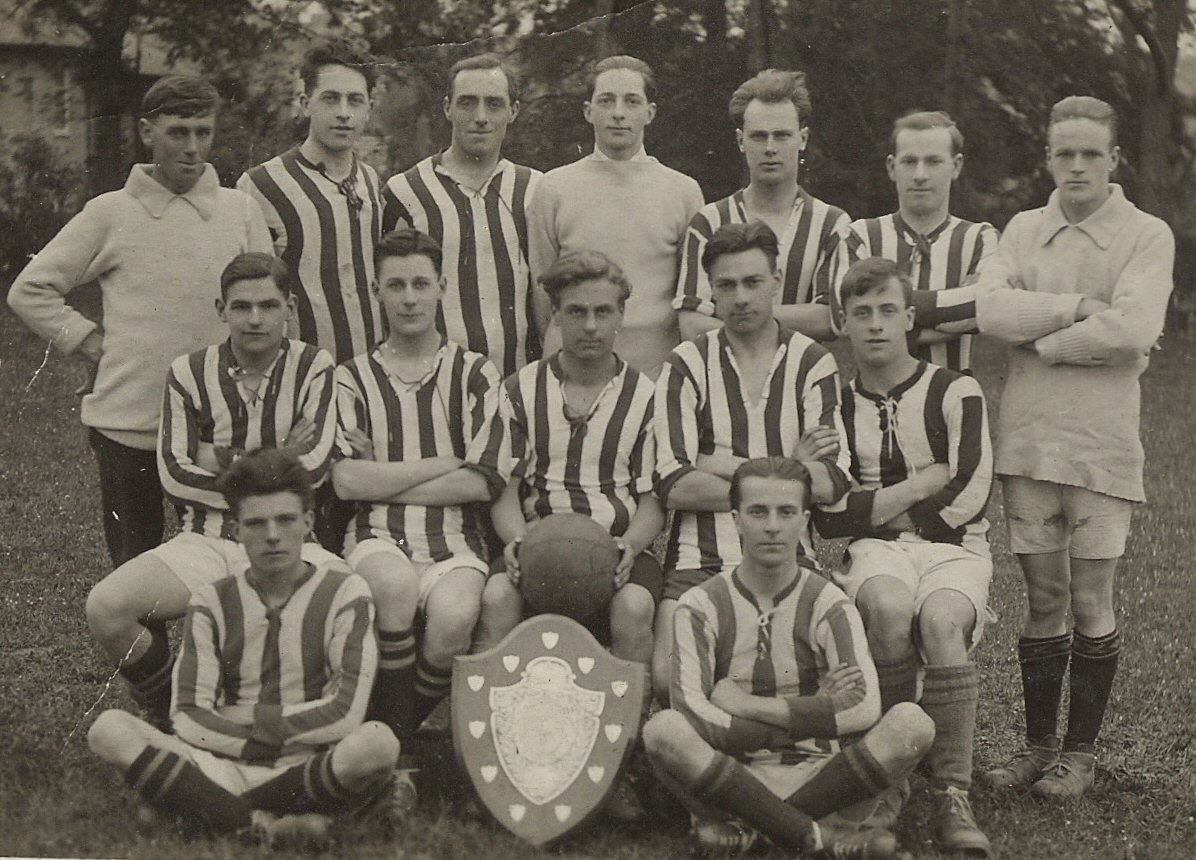 Football Team late 1920s