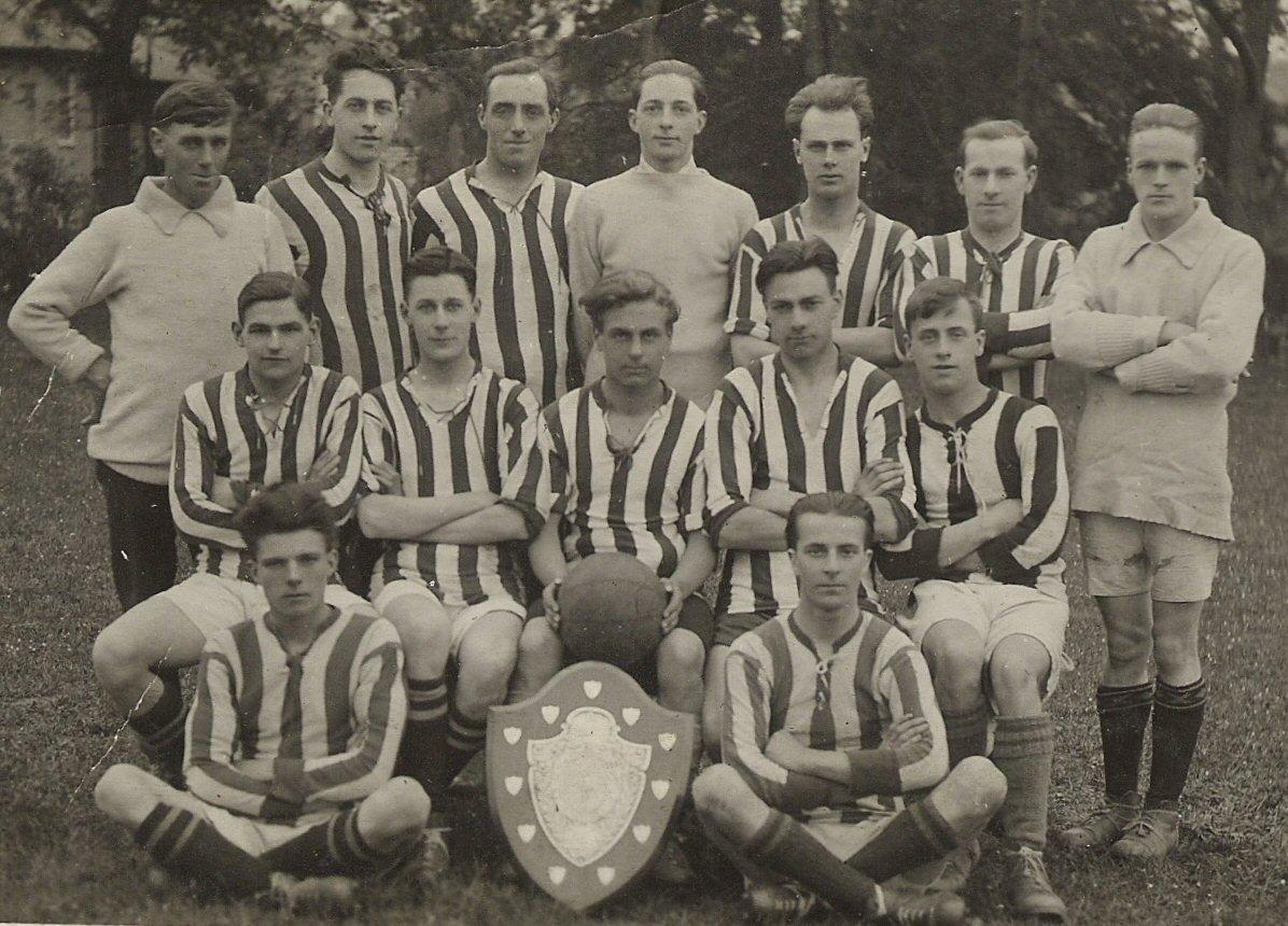 Football Team late 1920s