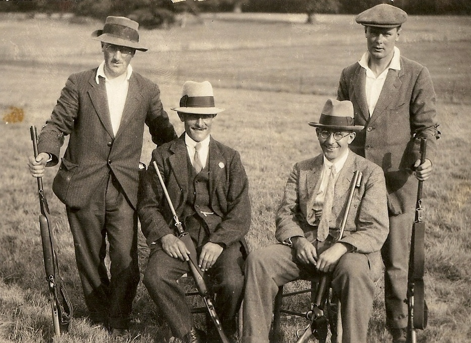 Rifle Club late 1920s