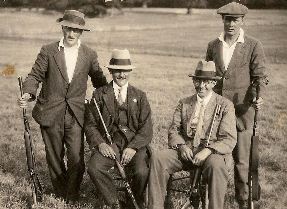 Rifle Club late 1920s
