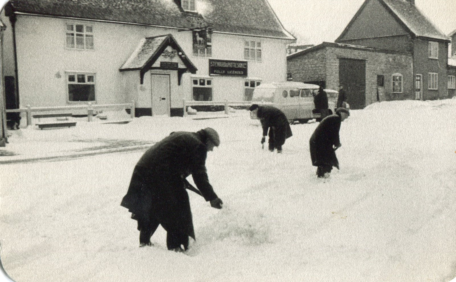 Well Close Square 1963