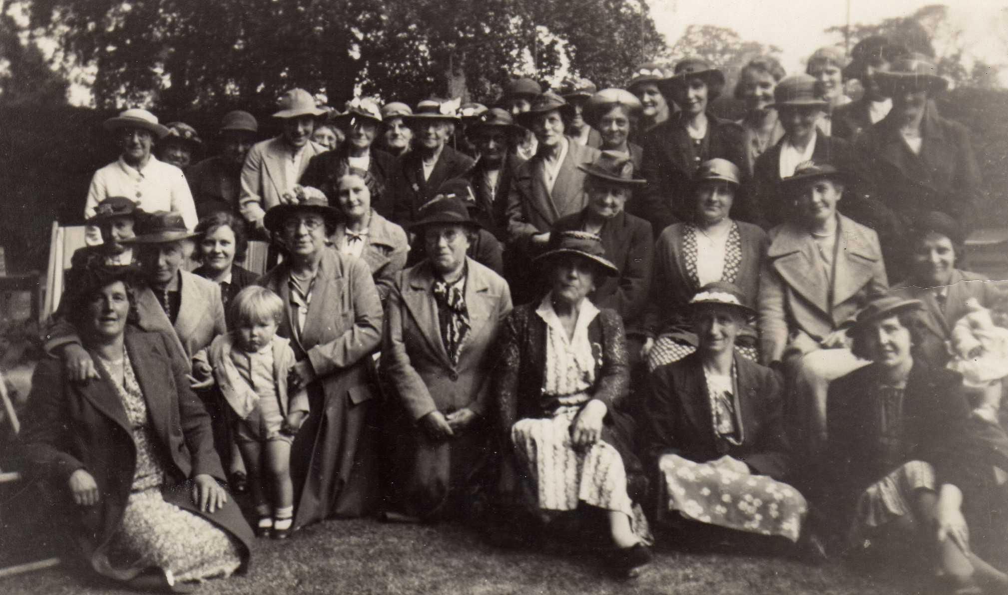 Framlingham Hall, 1939