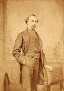 Sir Henry Thompson (1820 to 1904)