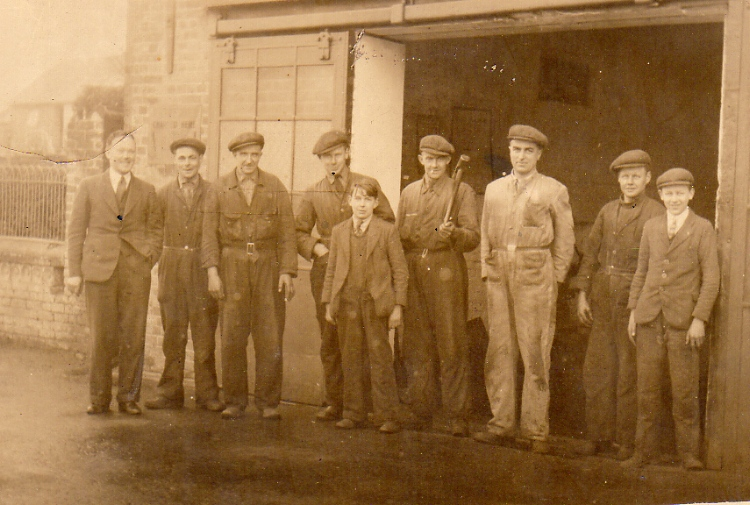 Potters men c. 1939