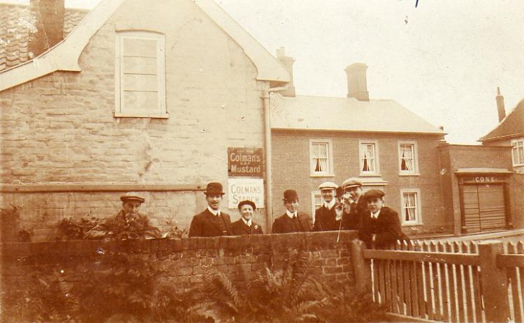 Bonney Family, 1910