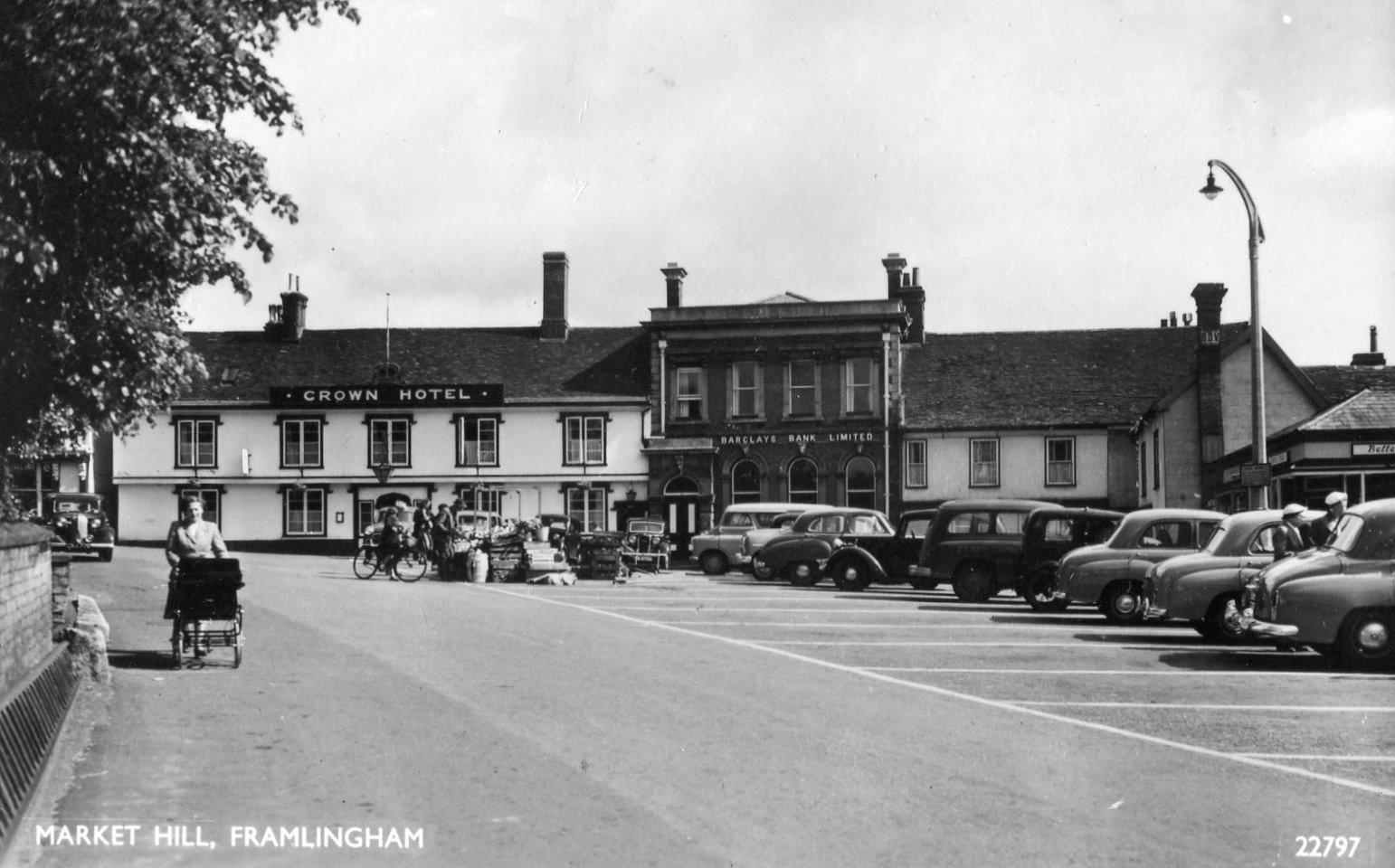 Market Hill, c.1961