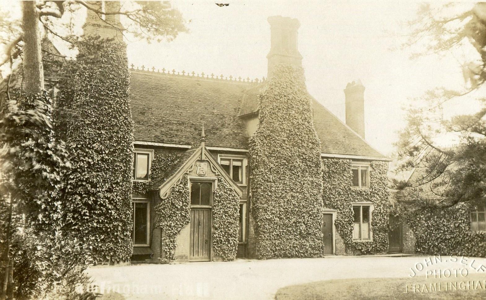 Framlingham Hall