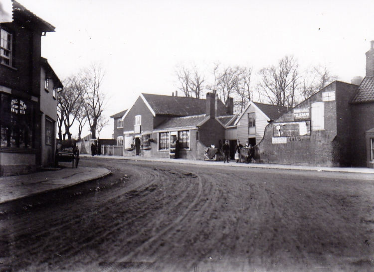 Well Close Square, c.1905