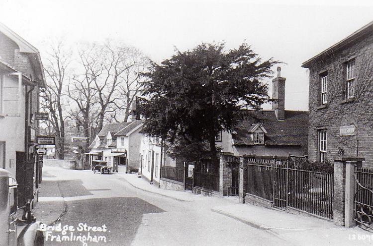 Bridge Street, 1930s