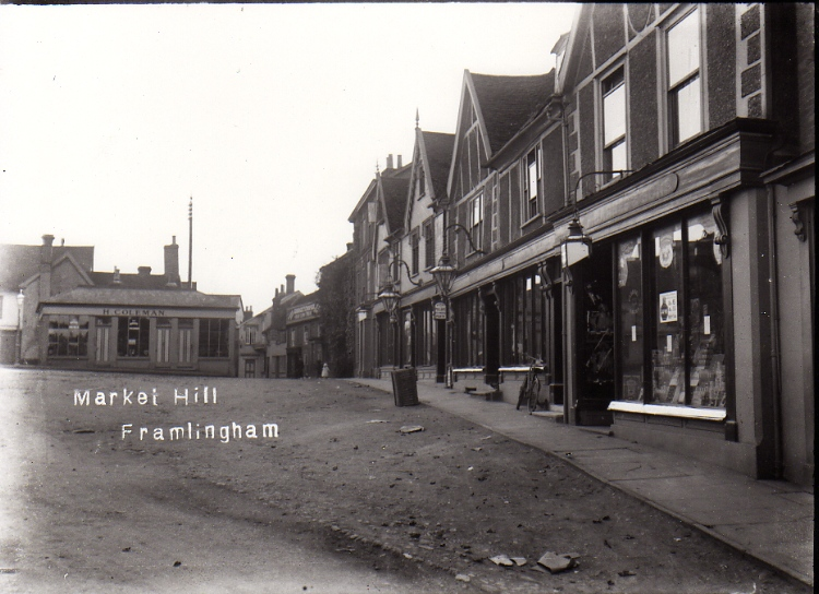 Market Hill, c.1905