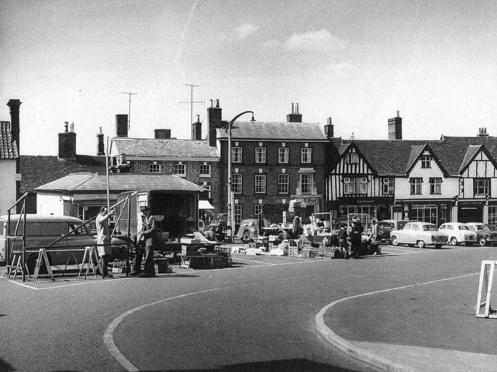 The market in 1960